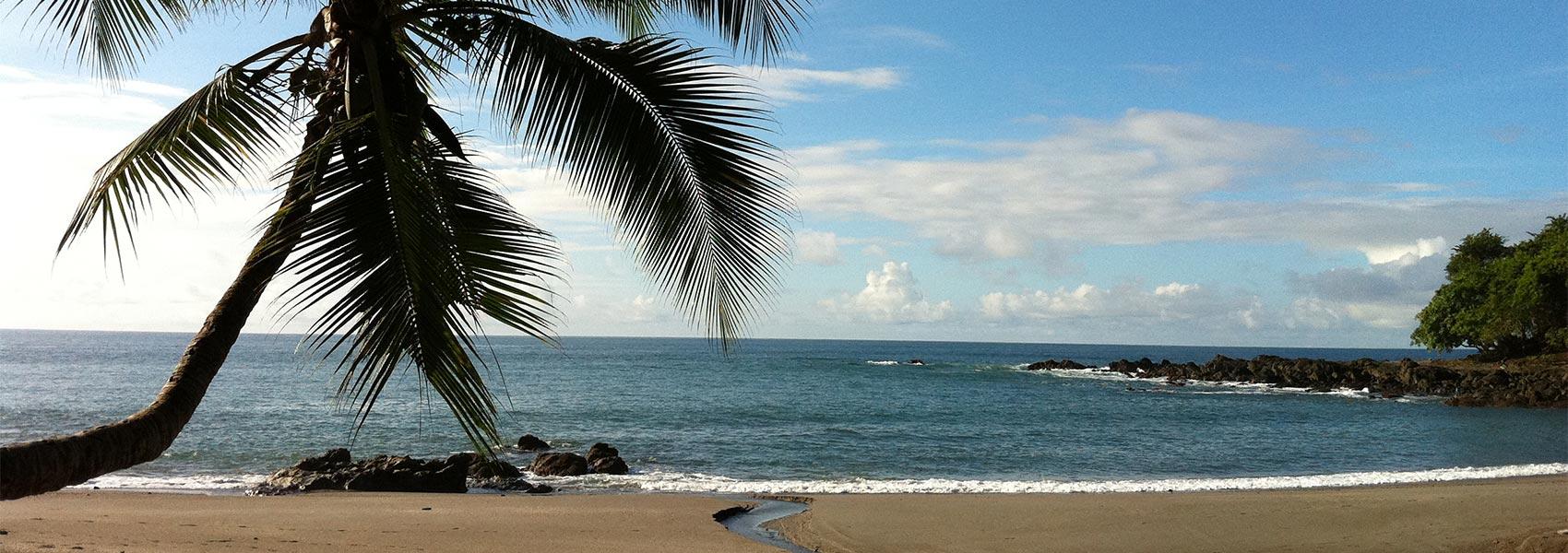 Malpais beaches boast of great surf and sunsets.